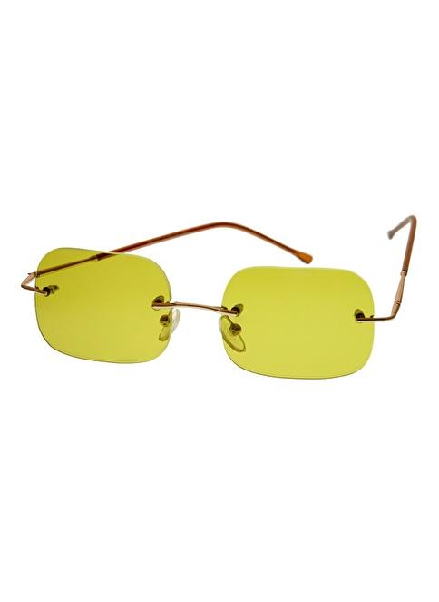 Elia Sunglasses Güneş Gözlüğü Sarı
